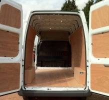 Ford Transit LWB Plyline