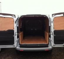 Vauxhall Combo Maxi Plyline