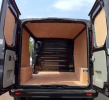 Renault Trafic SWB Plyline