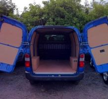 Toyota Powervan SWB Plyline