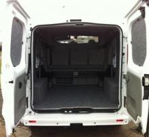 Vauxhall Crewcab SWB Plyline