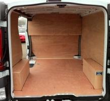 Vauxhall Vivaro SWB Plyline