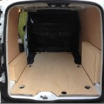 New Ford Transit Connect LWB1